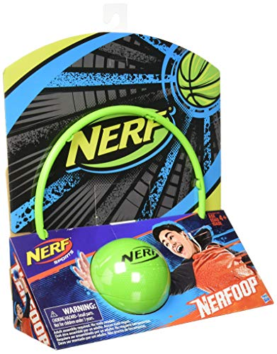 - NERF Sports Nerfoop Set Toy, Green