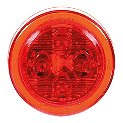 Truck-Lite 10286R 10 Series Red LED Marker/Clearance Lamp (SAE PC Rated LED): Automotive