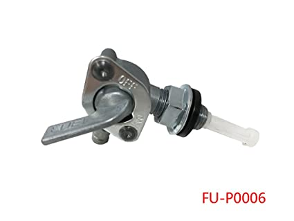 Gas Fuel Tank Switch Petcock Valve for Honda XR50 CRF50 50cc 70cc 110cc  125cc Dirt Bike ATV 80cc 60cc 49cc Motorized Bicycle Engine