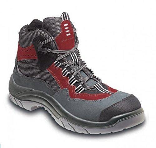 STEITZ SECURA AL111 Zapatos De Seguridad Zapatos De Trabajos Alto S1 - 47