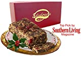 Pecan Cake, Gift Boxed Genuine Texas Pecan Cake, the Best Dessert Accompaniment for Our Kona Hawaiian Coffee, 1.5 Lb Cake in Lovely Gift Box, for Christmas, Birthday, Anniversary, All Occasions