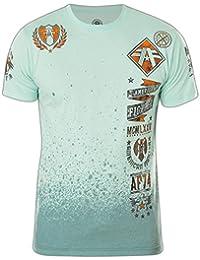 Men's Lander Tee Shirt Foam