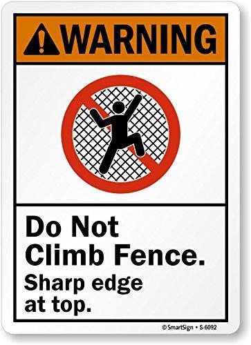1/2 Aluminum Fence - SmartSign