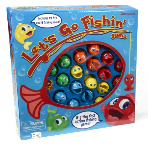 Lets Go Fishin Game
