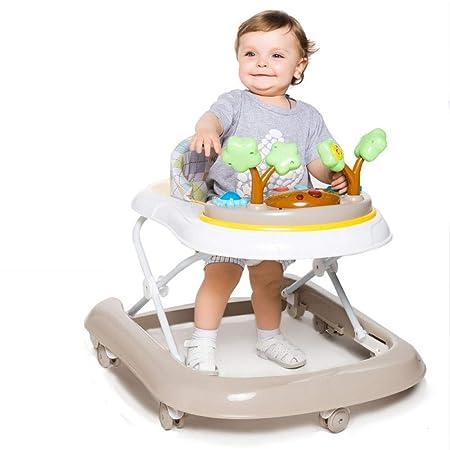 MINISU Infantil Andador para Caminantes para bebés Paseo en 3 en 1 ...