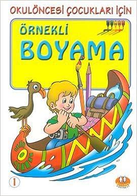 Ornekli Boyama 1 Kolektif 9789754760897 Amazon Com Books