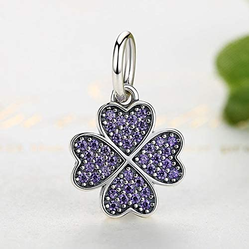 Color: PYXJ1495 Pukido Romantic 100/% 925 Sterling Silver Love Heart Charm Beads Fit Charm Bracelet Pendant Authentic Jewelry Gift