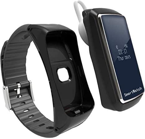 AOVOI Auricular Bluetooth Elegante Pulsera de Movimiento para ...