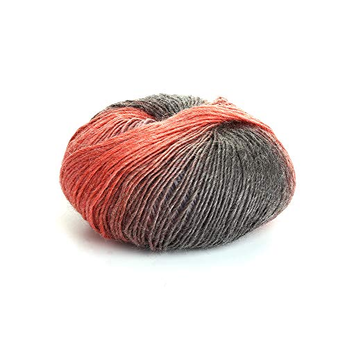 Handcrafts Assorted Colors Wool Blend Yarn Knitting Cotton Yarn -Perfect for Any Knitting and Crochet Mini Project(3) -  skonhed, AM1RO01V2SUS