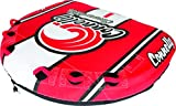 Connelly Deck Towable Tube (3 Rider), Red/Blue
