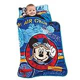 Best Disney Nap Mats - Disney Mickey's Toddler Rolled Nap Mat, Flight Academy Review