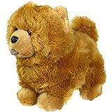 "Chow Chow Pup 9.5"" Miyoni Tots Stuffed Animal"