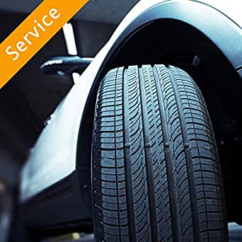 Tire And Wheel Alignment In Store Amazon Com Home Services