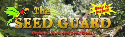 Pet Media Feathered Phonics The Seed Guard Large 7201