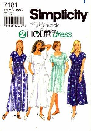 90s dress patterns - 8