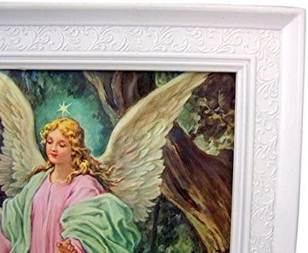 home, kitchen, wall art,  posters, prints 9 discount Gerffert Children with Guardian Angel Print in 11 in USA