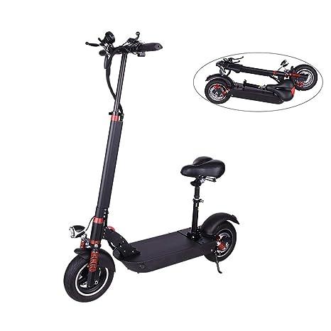 Scooter electrico Adultos - Motor De Alta Potencia de 500W ...