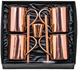 Old Moscow Mule Copper Mugs %2D 16oz Sol