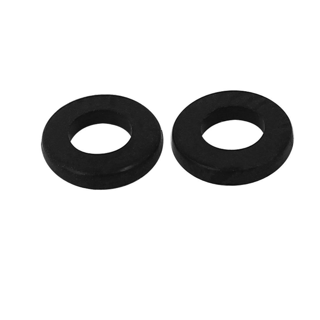 200pcs Separador de sellado eDealMax M3x6mmx1mm plástico Redondo arandela Plana junta de anillo Negro: Amazon.com: Industrial & Scientific