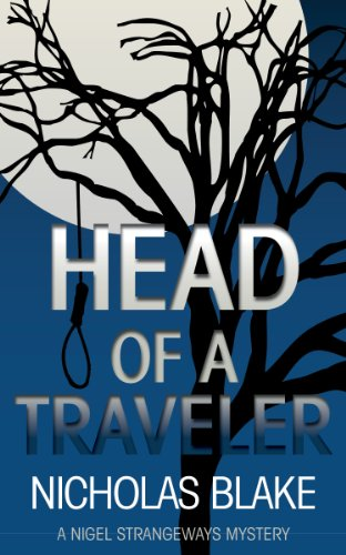 book cover of Head of a Traveler