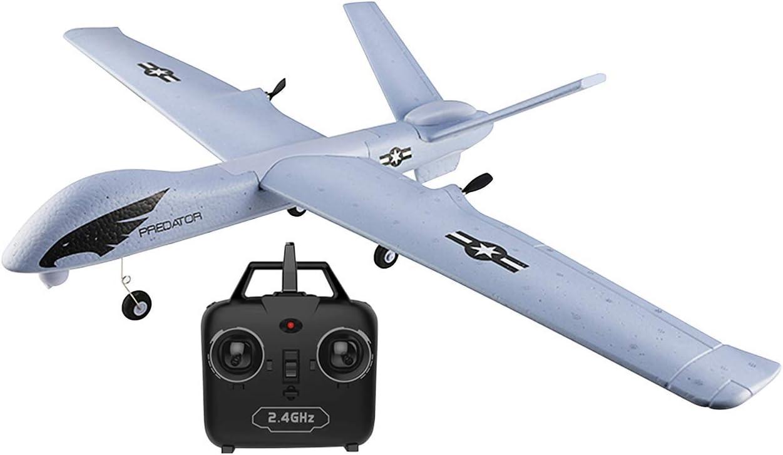 Makerfire Aviones RC FPV Wing 660mm Wingspan Glider 2 Canales 2.4 GHz RTF DIY Control Remoto avión de Juguete EPP Incorporado Gyro: Amazon.es: Juguetes y juegos