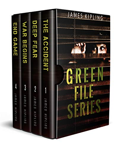 Green File Crime Thrillers Box Set: Holiday Mystery Thriller Set