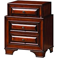 Glory Furniture G8850-N Night Stand, Cherry