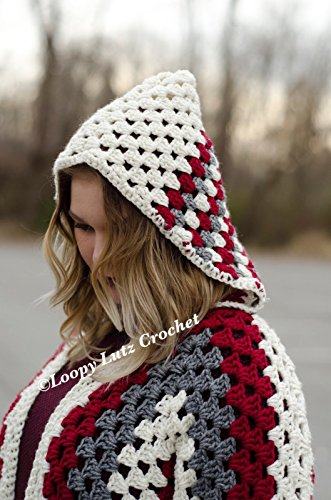 Campfire Cardigan by Loopy Lutz Crochet