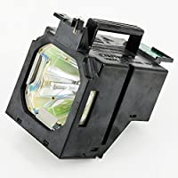 eWorldlamp 610-350-9051 LMP147 high quality Projector Lamp Bulb with housing Replacement for PLC-HF15000L EIKI LC-HDT2000 XT6