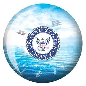 US Navy Bowling Ball (6lbs)