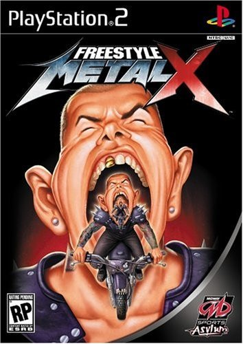 Freestyle Metal X - PlayStation 2 by Midway ()