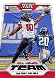 #7: 2018 Score All Hands Team #7 DeAndre Hopkins Houston Texans Football Card