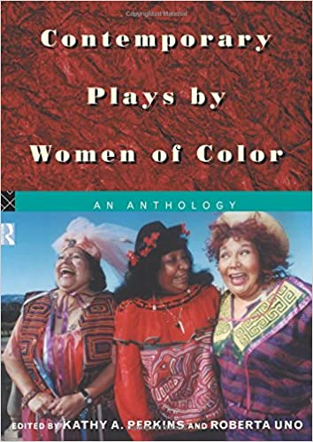 Amazon Com Contemporary Plays By Women Of Color An Anthology