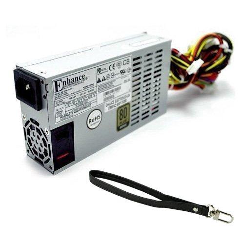 caseen 250W Enhance ENP-7025B Power Supply 80 PLUS Bronze Certified + Black Wrist Strap