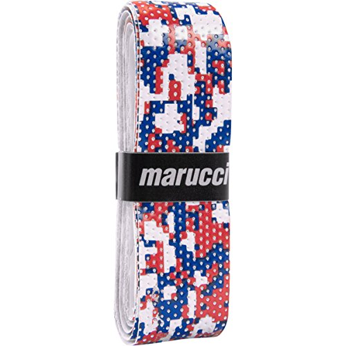 Marucci Bat Grip, Digi American Camo, 1.00 (American View Wood)