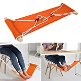 Hammock - Office Foot Rest Stand Desk Feet Hammock