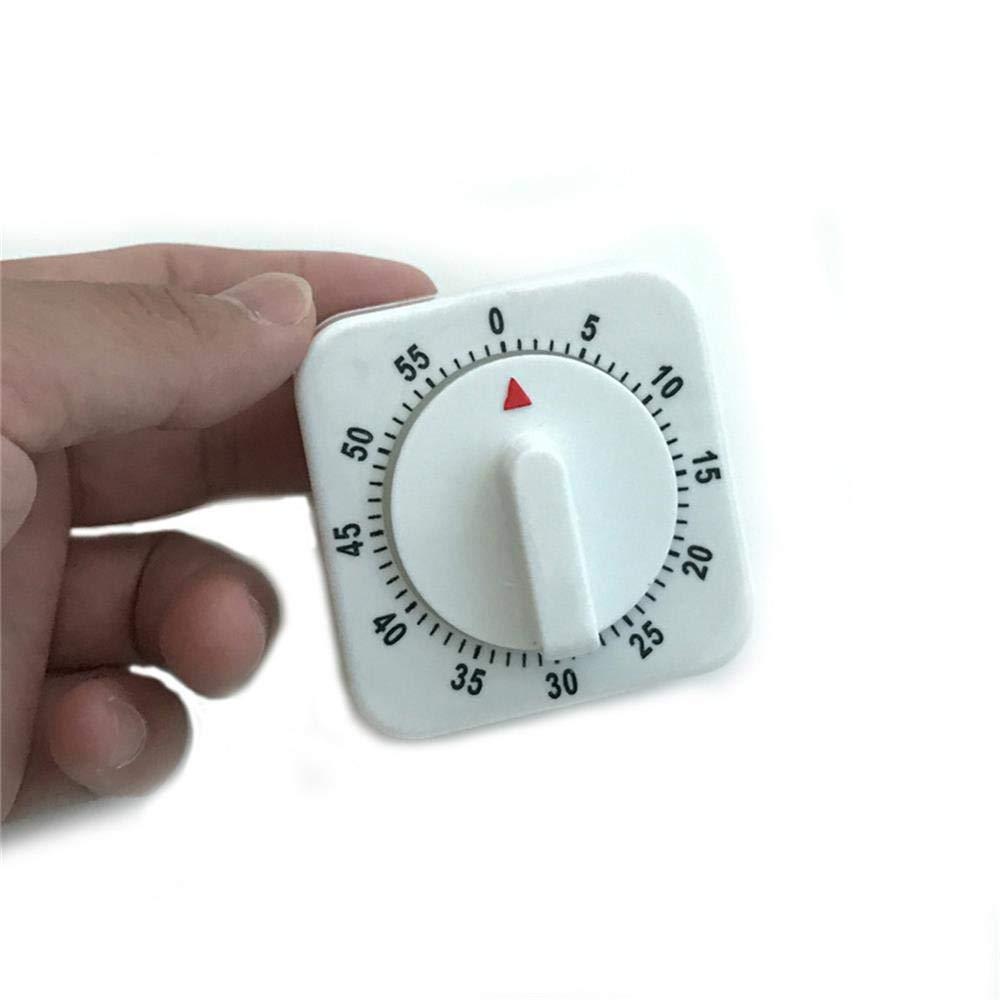 Temporizador de cocina, temporizador de 60 minutos con temporizador mecánico