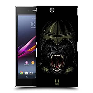 Head Case Designs Knight Warriors From the Wild Protective Snap-on Hard Back Case Cover for Sony Xperia Z Ultra C6802