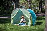 Babymoov Anti-UV Tent - Pop-Up Sun Shelter for Infants and Toddlers With Ultra Light Carry Bag for Outdoors & Beach
