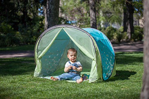 sc 1 st  Amazon UK & Babymoov Anti-UV Tent (Blue/ Green): Amazon.co.uk: Baby