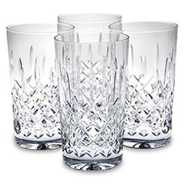 Reed & Barton Crystal Hamilton Highball Glass (Set of 4)
