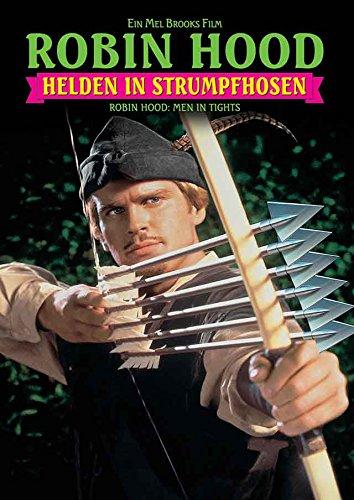 Filmcover Robin Hood - Helden in Strumpfhosen
