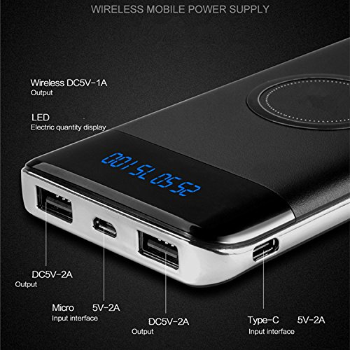 QI Standard Magnetic Car Phone Wireless Charger Dashboard