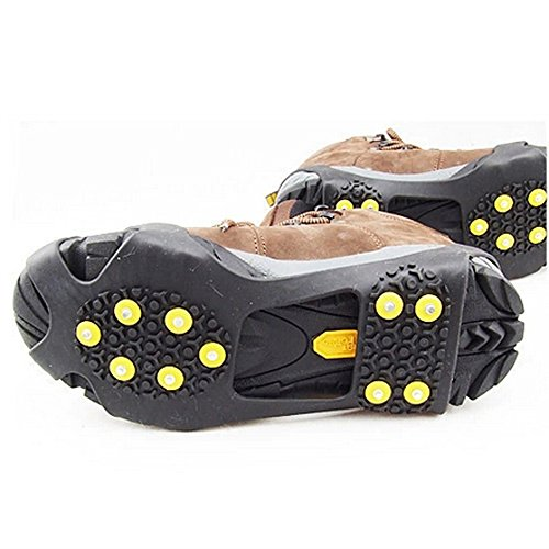 KLOUD City® Over Shoe Anti-slip Shoe Cover Tread Studded