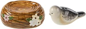Ganz Stacked Salt & Pepper Shakers pair of 1
