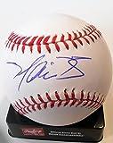 Harrison Bader Signed Official Major League Baseball W/COA St. Louis Cardinals - Autographed Baseballs