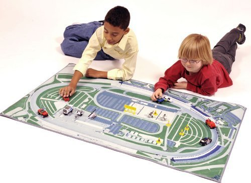 Nascar Play Rug Home Decor