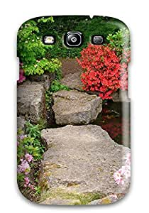 Galaxy S3 Case Cover Mini Garden Case - Eco-friendly Packaging