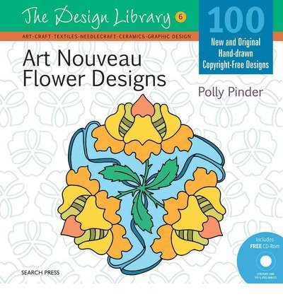 Art Nouveau Flower Designs (Design Library) (Mixed media product) - Common pdf