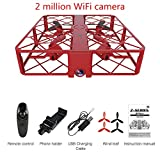RONSHIN RC Quadcopter with HD Camera Remote Control Drone He...